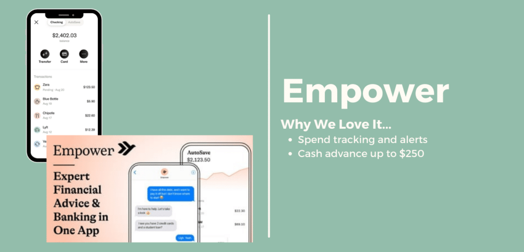 financial apps empower