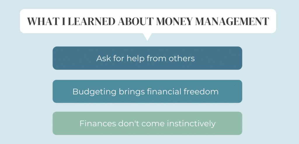 financial wellness - what I learned about money management